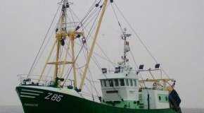 Pescador português desaparecido ao largo de Inglaterra