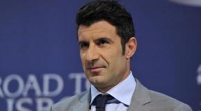 Luís Figo candidato à presidência da FIFA!