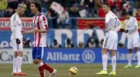 Real Madrid goleado por 4-0