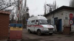 Explosão de gás em mina em Donetsk faz 30 mortos