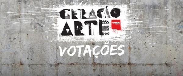 É já na sexta-feira que começam as votações para o concurso Geração Arte