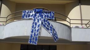 Campanha Laço Azul foi um sucesso