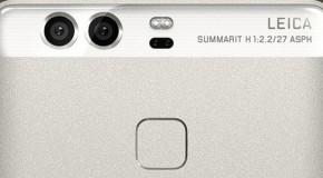 Novas imagens do Huawei P9 sugerem câmara dupla com tecnologia Leica