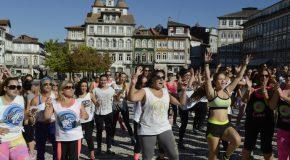 Estabelecimentos de ensino e ginásios mobilizados para o Dia do Desafio Mundial – Tafisa – World Challenge Day 2016 em Guimarães