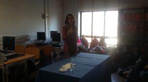 Parlamento dos Jovens – Sessão com a Deputada Sónia Fertuzinhos