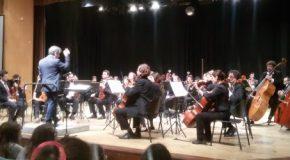 Orquestra do Norte – Concertos Pedagógicos – U. M. Guimarães