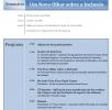 Seminário – Um Novo Olhar sobre a Inclusão – Inscrições