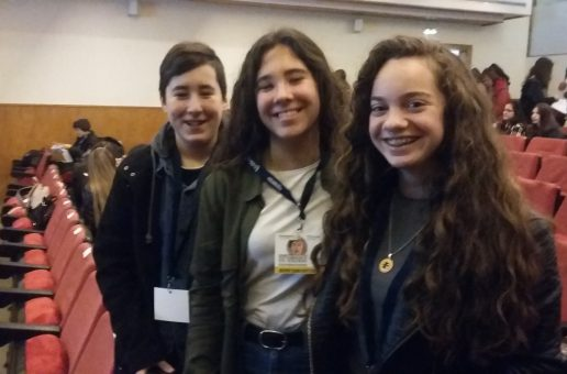 Programa Parlamento dos Jovens – sessão distrital