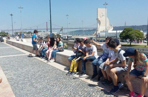 Alunos do 6º ano visitaram Lisboa