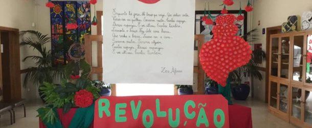 25 de Abril: GENREM – Projeto financiado pela Comissão Europeia celebra a Revolução dos Cravos