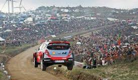 Programa WRC Vodafone – Rally de Portugal