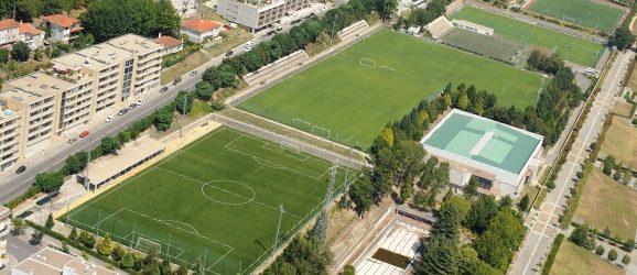 O Vitória Sport Clube foi o 1º clube português a criar um Complexo Desportivo.