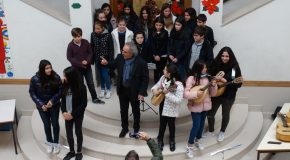 As Festas de Natal das Escolas do Agrupamento Fernando Távora