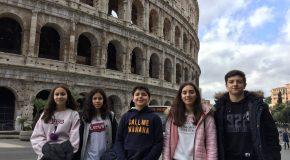 """Projeto ERASMUS+ """"Social Inclusion of Disadvantaged Students""""  Mobilidade a Scerni – Itália"""