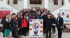 Erasmus+ Project – Tolerance, our common language Tolerância, a nossa linguagem comum Portugal – Guimarães, Abril 2018