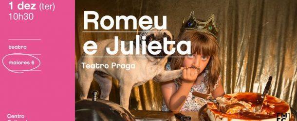 Romeu e Julieta – Teatro Praga