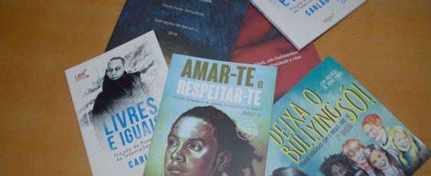 Distribuição de caixas de livros pelas Bibliotecas Escolares do concelho