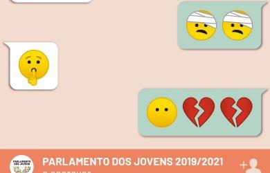Parlamento dos Jovens Violência Doméstica e no Namoro – da sensibilização à ação