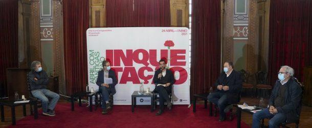 Comemorações do 25 de Abril em Guimarães assinalam a inquietação dos tempos atuais