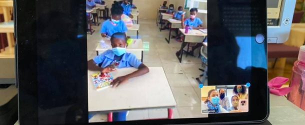 Doações do projeto (Com)partilha chegaram a Cabo Verde